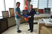 Makedonya'dan Başkan Beyoğlu'na Anlamlı Ziyaret