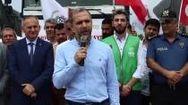 İSKENDER YÖNDEN - Suriye'ye İnsani Yardım