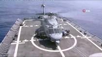 SİSMİK ARAŞTIRMA GEMİSİ - Türk Donanması Doğu Akdeniz'i Korumaya Devam Ediyor