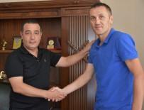 ALI EREN - Aliağaspor FK Bilal Özkurt'a Emanet