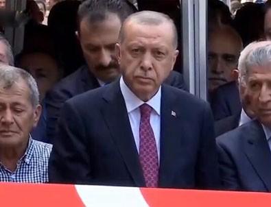 Cumhurbaşkanı Erdoğan'dan Haluk Dursun'un cenazesinde net mesaj! Hiç endişe etme...