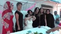 Down Sendromlu Aynur'un Gelinlik Hayali Gerçek Oldu