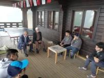 Gençlik Liderleri, Rıdvan Ve Mehmet Dedenin 'Bizi Yaylaya Getirin' İsteğini Yerine Getirdiler