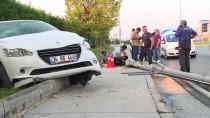 İstanbul'da Trafik Kazası Açıklaması 1 Ölü