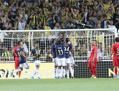 Kadıköy'de gol yağmuru