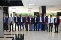 BAYRAMLAŞMA - Konya SMMMO Üyeleri Bayramlaştı