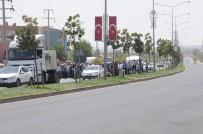 Mardin'de İzinsiz Gösteriye Müdahale