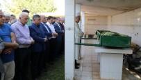 MİLLİ SAVUNMA KOMİSYONU - Milletvekili Karaman'ın Acı Günü