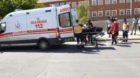 Patnos'ta Bir Kadın Sokak Ortasında Vuruldu