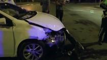 HICRET - Sivas'ta İki Otomobil Çarpıştı Açıklaması 10 Yaralı