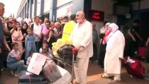 Trabzonlu Hacılar Yurda Döndü