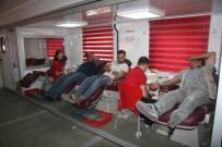Türk Ve Suriyelilerden Kan Kardeşliği