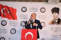 EŞİT VATANDAŞLIK - Yalçın Topçu Açıklaması 'Türkiye Cumhuriyeti  Devlet Olmanın Gereğini Hukuk İçerisinde Yapar'