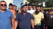 Yalova'da Kazalar Nedeniyle Yol Kapatma Eylemi