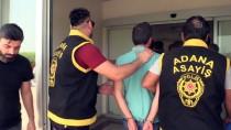 Adana'daki 4 Milyon 795 Bin Avroluk Hırsızlık