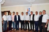 AK Parti Heyetinden AFAD-SEN'e Ziyaret