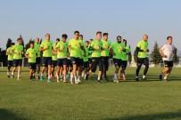 Akhisarspor'da Bursaspor Maçı Hazırlıkları Başladı