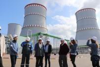 NÜKLEER ENERJI - Akkuyu'daki Nükleer Santral, Uçak Çarpmasına, 9 Şiddetindeki Depreme Dayanıklı