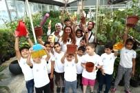 SEBZE ÜRETİMİ - Bağcılar'da Çocuklar Organik Tarımla Büyüyor