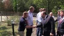 DENEME UÇUŞU - Bakan Varank'tan 'Uçak Fabrikası' müjdesi