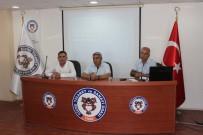 Cizre TSO'da Kırsal Kalkınma Yatırımlarının Desteklenmesi Programı Toplantısı Yapıldı
