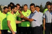Garnizon Komutanı Şahin Akhisarspor'a Başarılar Diledi