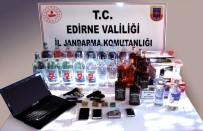 KAÇAK İÇKİ - Jandarmadan Kaçakçılık Operasyonu Açıklaması 2 Tutuklama