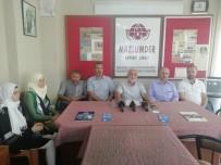 SIĞINMACILAR - MAZLUM-DER Kayseri Şube Başkanı Ahmet Taş Açıklaması