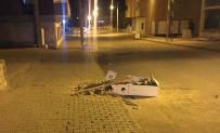 Silopi'de Kaçağı Önleyen Panolar Tahrip Edildi