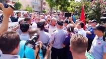 EMEKLİLİK - Soma'da İşçilerin 'Tazminat' Eylemi