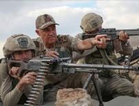 Jandarma Genel Komutanı Çetin: Dağlar teröristlerden tamamen temizlendi
