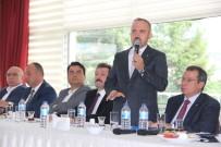 KAPATMA DAVASI - Turan Açıklaması 'Ordu Göreve Diyenler PKK'ya Sessiz Kalıyor'