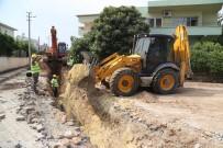 Üç Mahallenin Kanalizasyon Sorunu Çözüldü