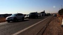Adıyaman'da Minibüs İle Otomobil Çarpıştı Açıklaması 12 Yaralı