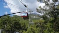 TEKIROVA - Antalya'da Bulutların Üzerine Yolculuk