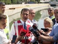 SELVİ KILIÇDAROĞLU - Ekrem İmamoğlu'dan sel zamanı Bodrum'a yeniden gitmesiyle ilgili eleştirilere yanıt
