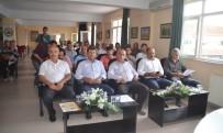 AHMET DURSUN - Bafra'da KKYDP 13. Etap  Tarıma Dayalı Yatırımlar Hakkında Bilgilendirme Yapıldı