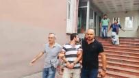 Bartın'da Gasp Şüphelisi Tutuklandı, Annesi Sinir Krizi Geçirdi