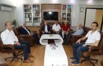 Başkan Güder'den İl Müftüsü Işıldar'a Hayırlı Olsun Ziyareti