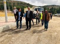 CEMİL ÇİÇEK - Belediye Başkanı Köse, Çalışmaları Yerinde İnceledi