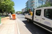 Büyükşehir, 25 Bin 300 Çöp Konteynerini İlaçladı