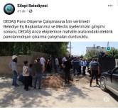 Dicle Elektrik Silopi Belediyesi Yöneticileri Hakkında Suç Duyurusunda Bulundu