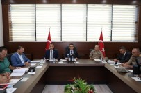 MUSTAFA GÜL - Elazığ'da İl Afet Koordinasyon Toplantısı