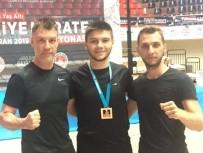 Genç Karateciye Millî Görev