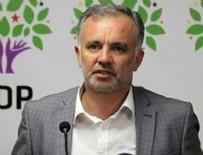 HDP'li Kars Belediye Başkanı Ayhan Bilgen adliyede