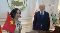 TERÖRIZM - İçişleri Bakanı Soylu, Vietnam Komünist Parti Komite Sekreteri İle Görüştü