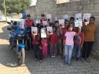 Jandarma Dergisi Çocukları Dağıtıldı