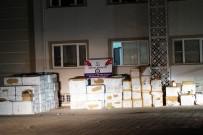 Kilis'te 3 Milyon 311 Bin Cinsel İçerikli Ve Tıbbi Hap Ele Geçirildi