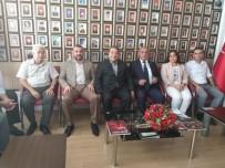 MHP Heyetinden Şehit Ve Gazi Derneğine Ziyaret