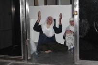 Oğlunun HDP'liler Tarafından Kaçırıldığını İddia Eden Annenin Haklı Eylemi